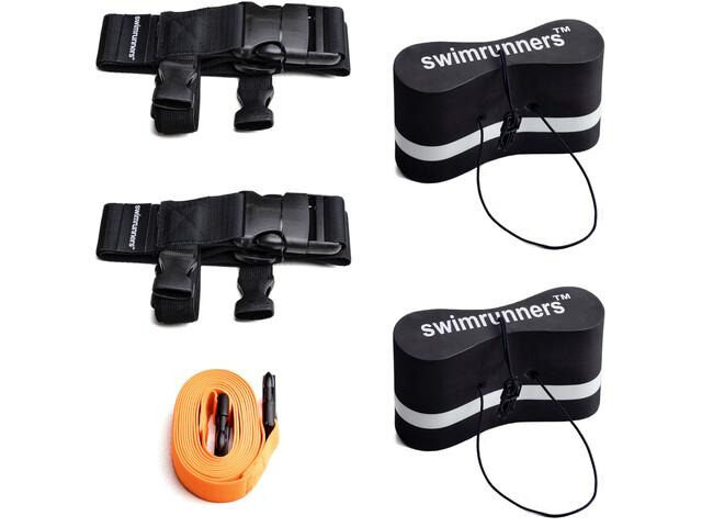 Swimrunners Guidance Set de equipo cinturón pull Mediano, black
